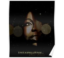 Nina Simone I Put A Spell On You Poster