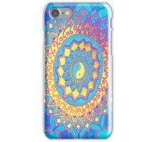 Psychedelic, Dude iPhone Case/Skin