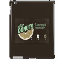 Dilla's Donuts iPad Case/Skin