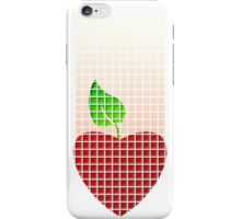 not only artichokes have hearts... iPhone Case/Skin