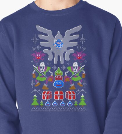 Dragon Quest Ugly Sweater Pullover