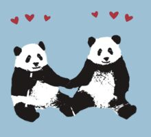 Panda Love by Rob Price