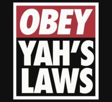 Obey Yah's Laws BLK by NatanYah Ysrayl