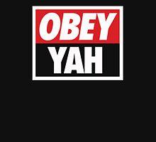 OBEY YAH BLK SHIRT Unisex T-Shirt