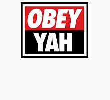 OBEY YAH WHT SHIRT Unisex T-Shirt