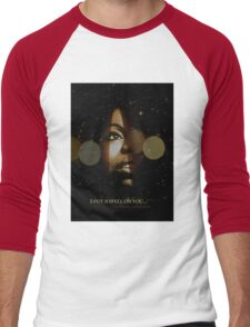 Nina Simone I Put A Spell On You Men's Baseball ¾ T-Shirt