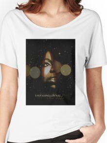 Nina Simone I Put A Spell On You Women's Relaxed Fit T-Shirt