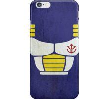 Minimalist Saiyan armor iPhone Case/Skin