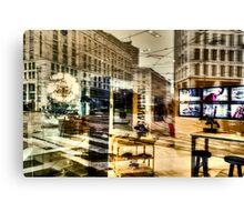 Dream cityscape #1 Canvas Print