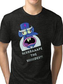Sir Glossaryck of Terms Tri-blend T-Shirt