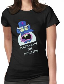 Sir Glossaryck of Terms Womens Fitted T-Shirt