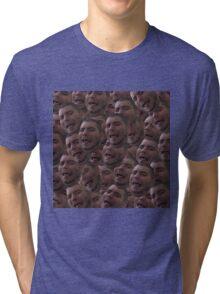 Papa's Goofs Tri-blend T-Shirt