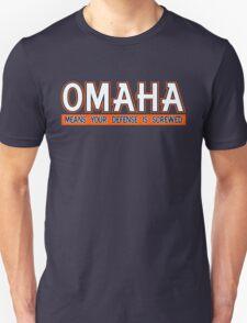"VICTRS ""OMAHA"" Unisex T-Shirt"