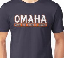 "VICTRS ""OMAHA"" Unisex T-Shirt"