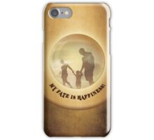 My Fate Is Happiness iPhone Case/Skin