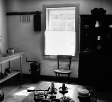 Light In a Old Kitchen by Theodore Kemp