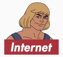 He-Man Internet by chester92