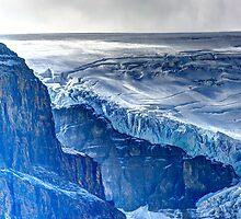 Athabasca Glacier by jvoweaver