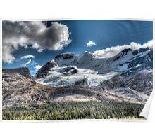 Athabasca Glacier 2 Poster