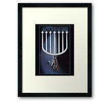 Star Wars - Return of the Rabbi Framed Print