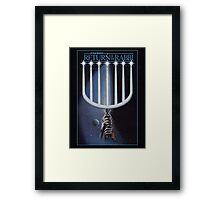 Star Wars - Return of the Rabbi Framed Print