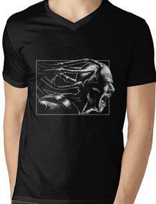 Resist! Mens V-Neck T-Shirt
