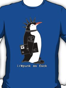 son of punk as fsck T-Shirt