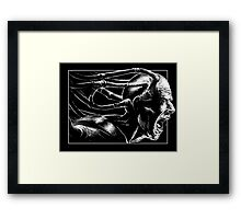 Resist! Framed Print