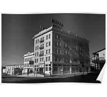 Tonopah, Nevada - Mizpah Hotel Poster