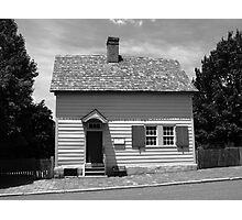 Old Salem Store Photographic Print