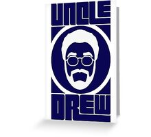 Uncle Drew - Update Greeting Card