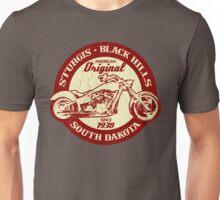 Sturgis, South Dakota (Vintage Distressed Design) Unisex T-Shirt