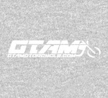 GTAM Cruiser T Shirt - Horizontal One Piece - Short Sleeve