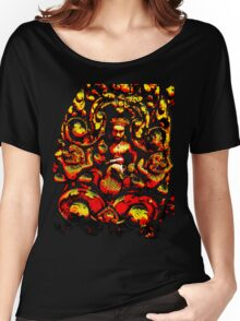 Angkor Carvings Women's Relaxed Fit T-Shirt