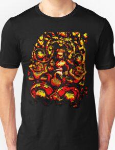 Angkor Carvings Unisex T-Shirt
