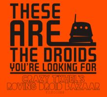 These ARE the Droids You're Looking For by bestnevermade