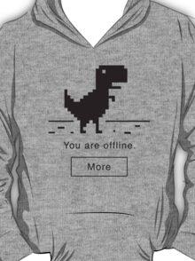 Offline Dinosaur T-Shirt