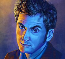 Doctor Who Tenth Doctor - Intense by sugarpoultry