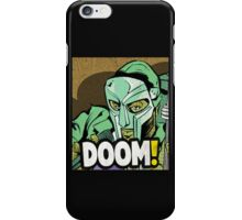 MF DOOM Comic iPhone Case/Skin