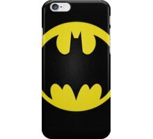 Batmaaan :D iPhone Case/Skin