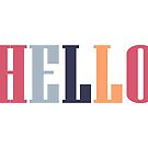 HELLO by MadNic
