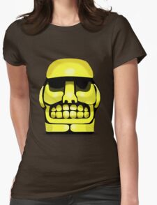 Spelunky - Golden Idol Womens Fitted T-Shirt