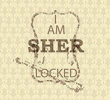 Vintage I am Sherlocked by alithe