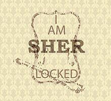 Vintage I am Sherlocked by alithe