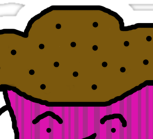 Twerk Muffin Sticker