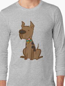 Scooby-dooby-doo.. Long Sleeve T-Shirt