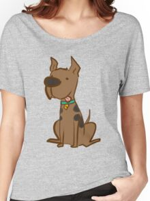 Scooby-dooby-doo.. Women's Relaxed Fit T-Shirt