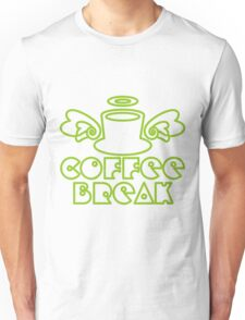 Coffee_Break Unisex T-Shirt