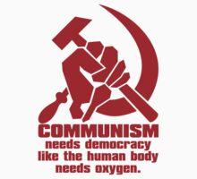 COMMUNISM by auraclover