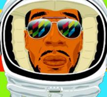 Kid Cudi Astronaut Sticker